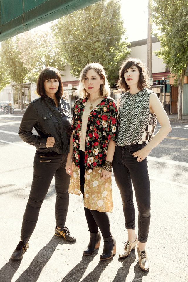 Sleater-Kinney Foto: © Sub Pop Records